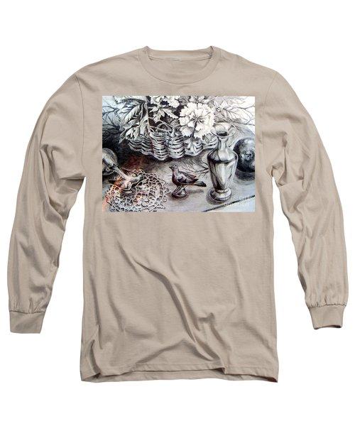 Spring Arrangemnt Long Sleeve T-Shirt