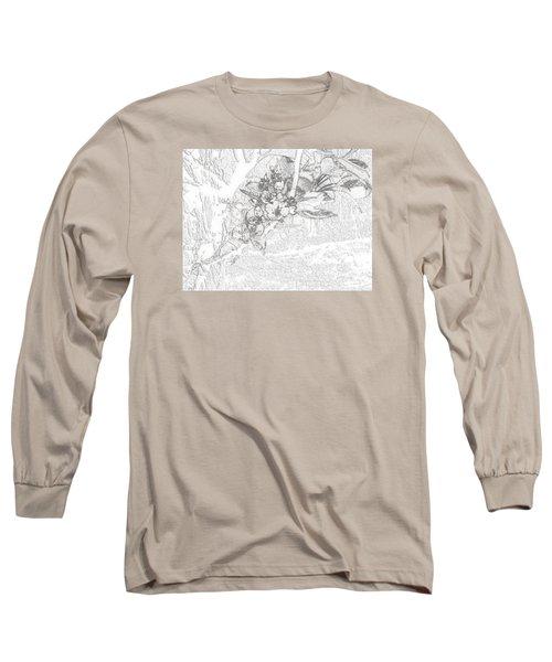 Spring Blossums Long Sleeve T-Shirt by Craig Walters