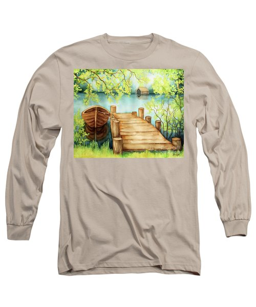 Spring Boat Long Sleeve T-Shirt
