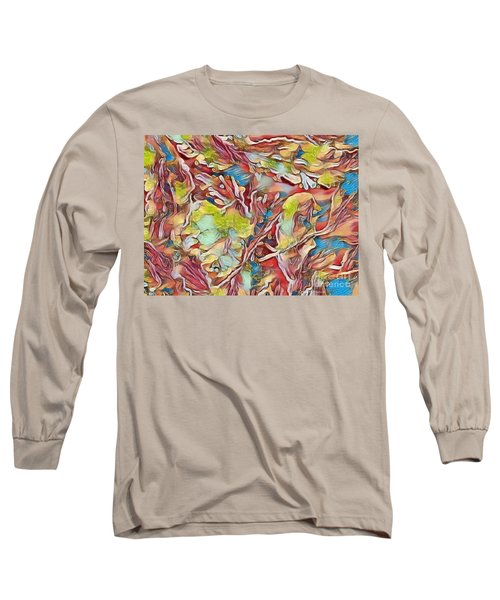 Spring Breaks Forth Long Sleeve T-Shirt