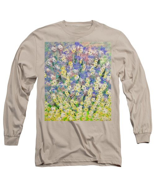 Spring Dreams Long Sleeve T-Shirt by George Riney