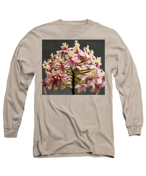 Spring Flower Long Sleeve T-Shirt by Christopher Woods