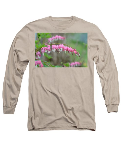 Spring Hearts Long Sleeve T-Shirt
