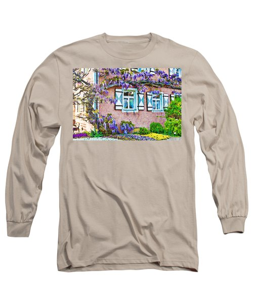 Spring In Germany Long Sleeve T-Shirt