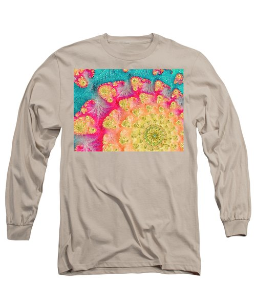 Spring On Parade Long Sleeve T-Shirt by Bonnie Bruno