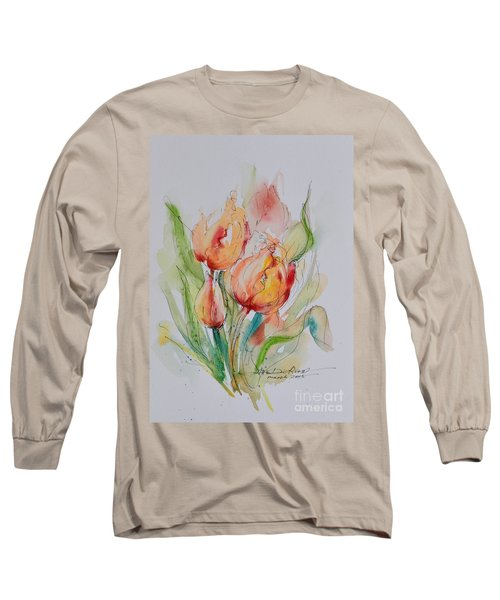 Spring Smiles Long Sleeve T-Shirt