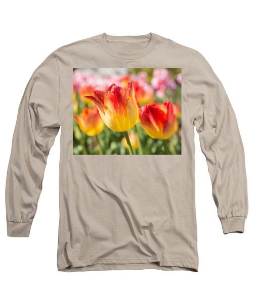 Spring Touches My Soul Long Sleeve T-Shirt