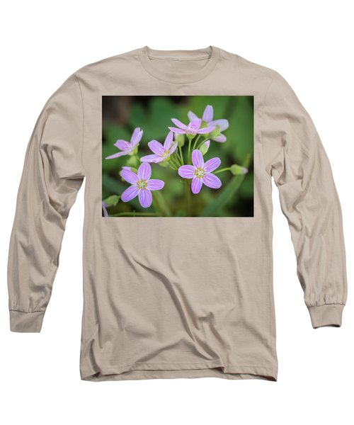 Long Sleeve T-Shirt featuring the photograph Spring Vibe by Bill Pevlor