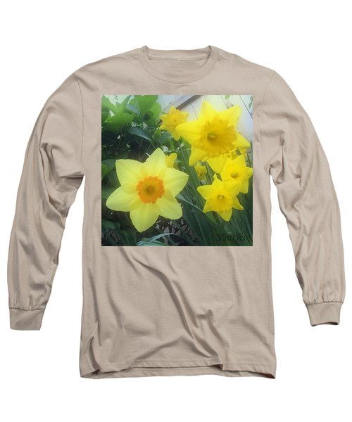 Springs Calling Card Long Sleeve T-Shirt