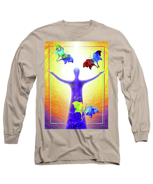 Springtime Long Sleeve T-Shirt by Hartmut Jager