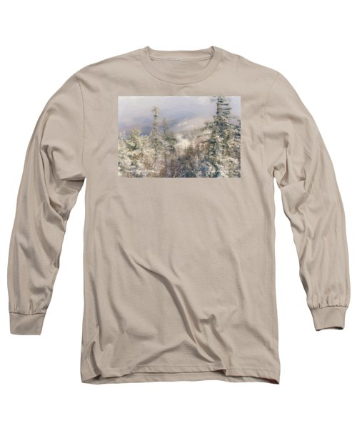 Spruce Peak Summit At Sunday River Long Sleeve T-Shirt