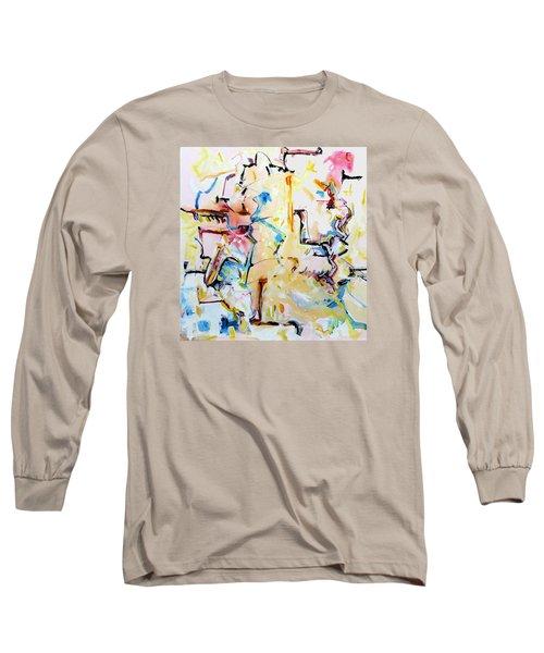 Squabbles Long Sleeve T-Shirt
