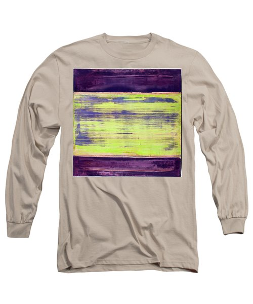 Art Print Square5 Long Sleeve T-Shirt