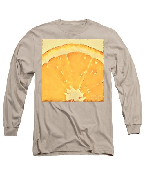 Squeeze Me 2 Long Sleeve T-Shirt by Anthony Fishburne