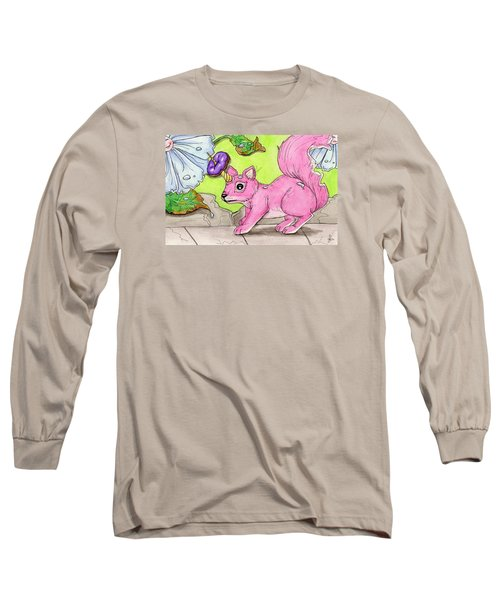 Squirrelicorn Long Sleeve T-Shirt