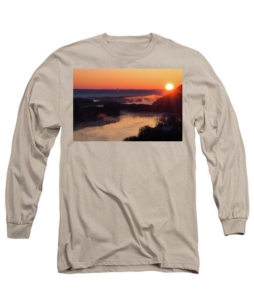 Long Sleeve T-Shirt featuring the photograph Srw-1 by Ellen Lentsch