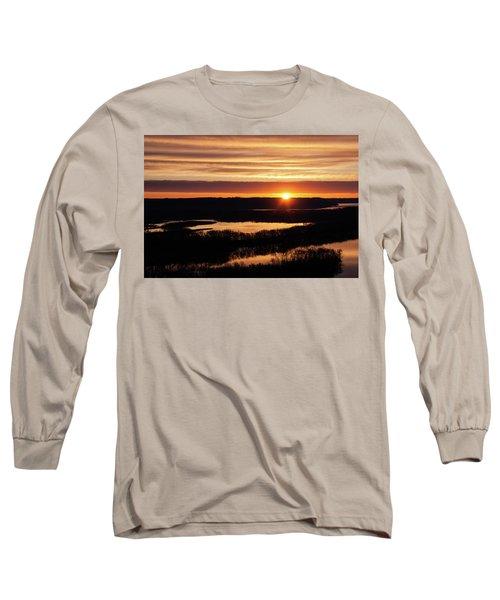 Long Sleeve T-Shirt featuring the photograph Srw-7 by Ellen Lentsch