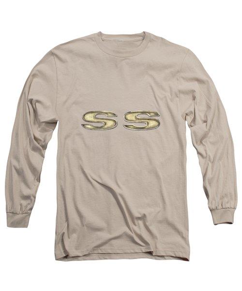 Super Sport Emblem Long Sleeve T-Shirt