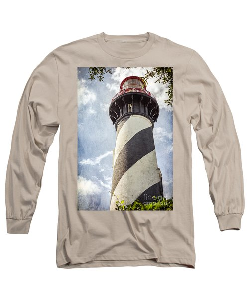 St. Augustine Lighthouse Long Sleeve T-Shirt