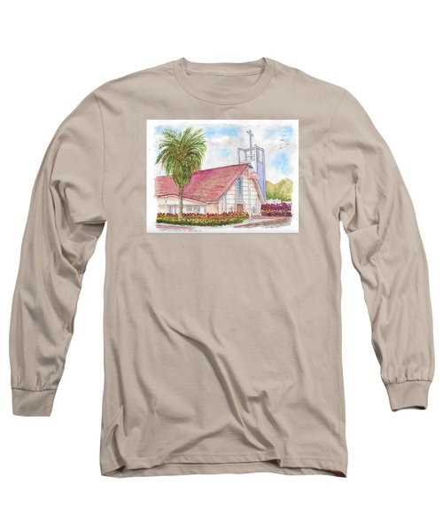 St. Charles Catholic Church, San Diego, California Long Sleeve T-Shirt