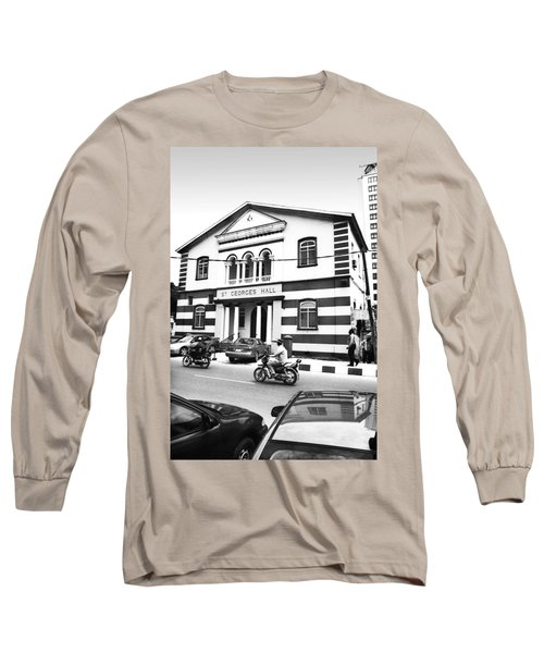 St. Georges Hall, Broad Street Long Sleeve T-Shirt