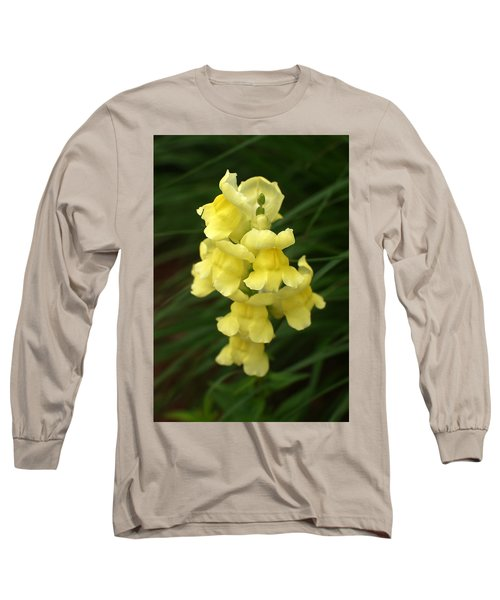 St. Johns Flower 866 Long Sleeve T-Shirt