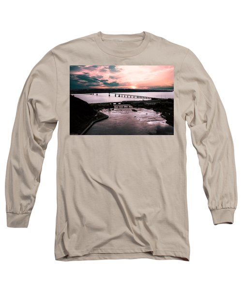 St. Lawrence Sunset Long Sleeve T-Shirt
