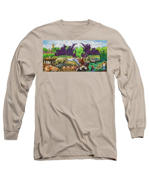 St. Louis Zoo Long Sleeve T-Shirt