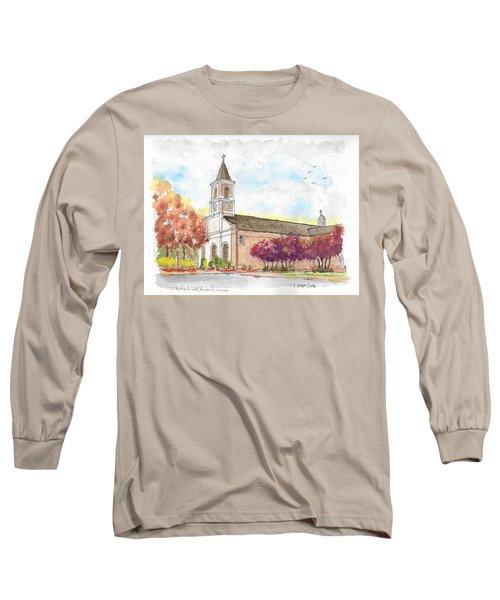 St. Martin De Tours Catholic Church, Martinville, Louisiana Long Sleeve T-Shirt