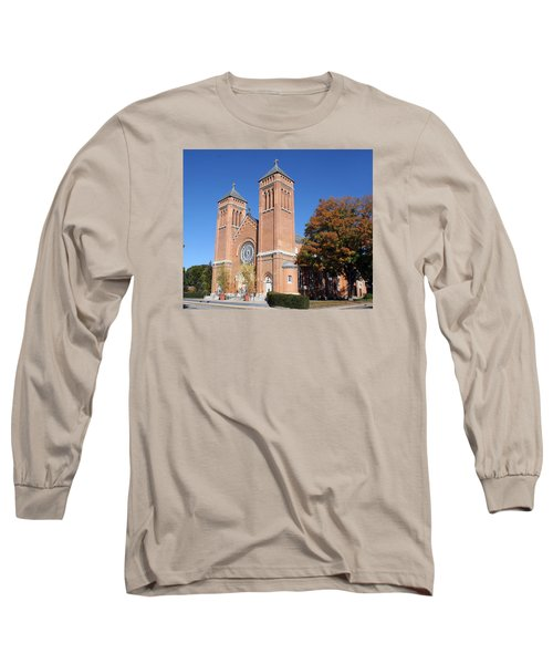 St. Mary's Church Long Sleeve T-Shirt