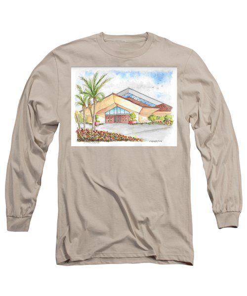 St. Peter's Catholic Church, Jupiter, Florida Long Sleeve T-Shirt