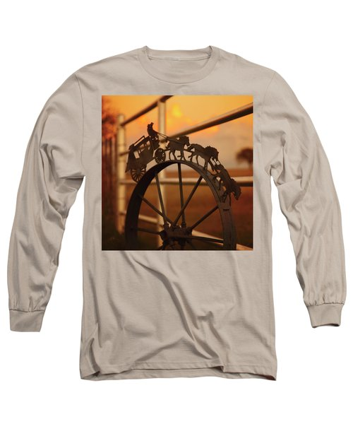 Stagecoach Sunset Long Sleeve T-Shirt