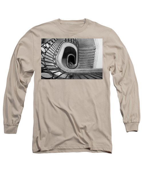 Staircase Spot On  Long Sleeve T-Shirt