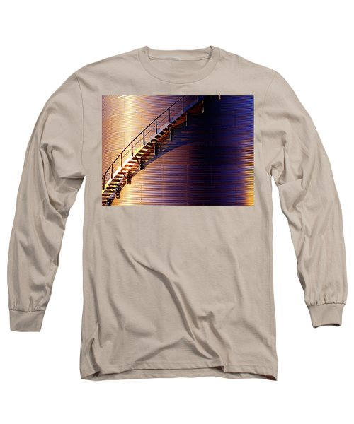 Stairway Abstraction Long Sleeve T-Shirt