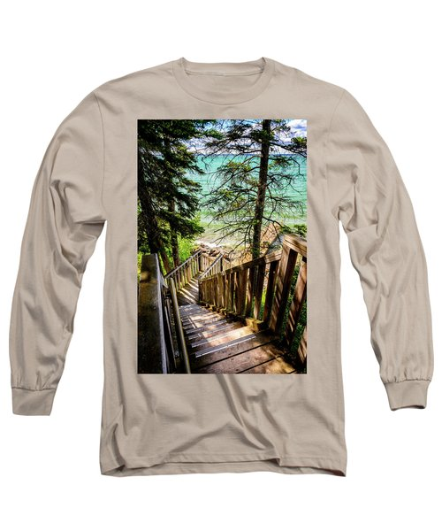Stairways To Paradise Long Sleeve T-Shirt