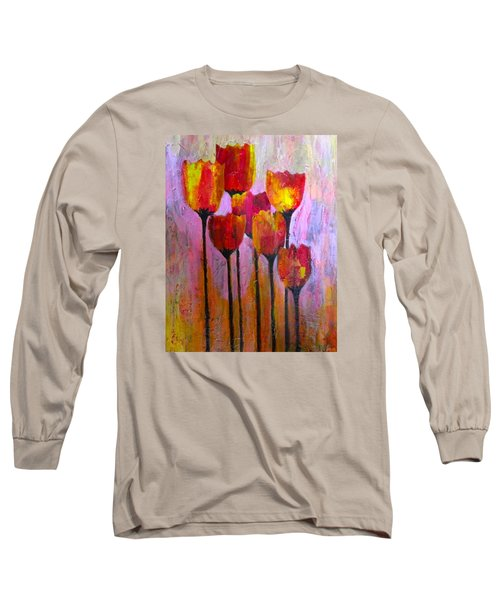 Stand Up And Shine Long Sleeve T-Shirt
