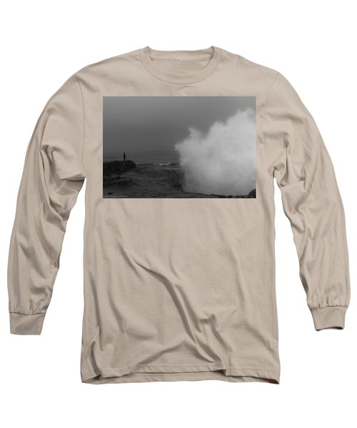 Standing Against Nature Long Sleeve T-Shirt