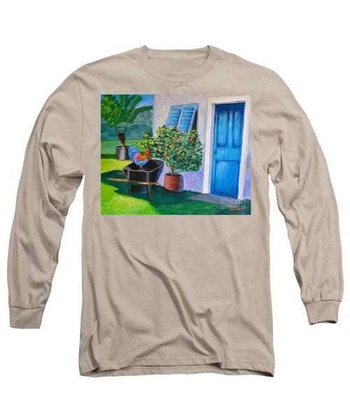 Standing Guard Long Sleeve T-Shirt