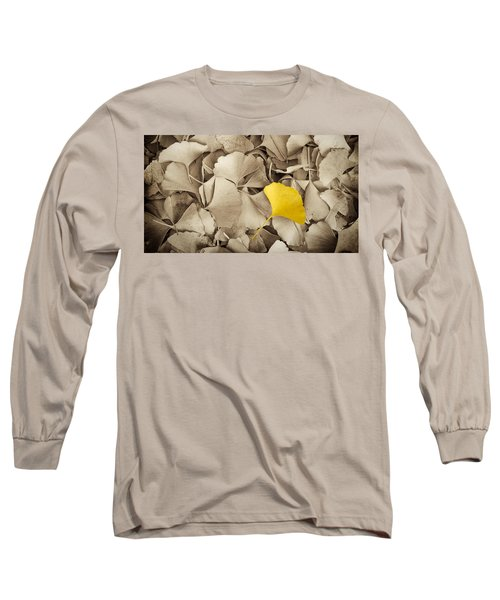 Standing Out In A Crowd Long Sleeve T-Shirt