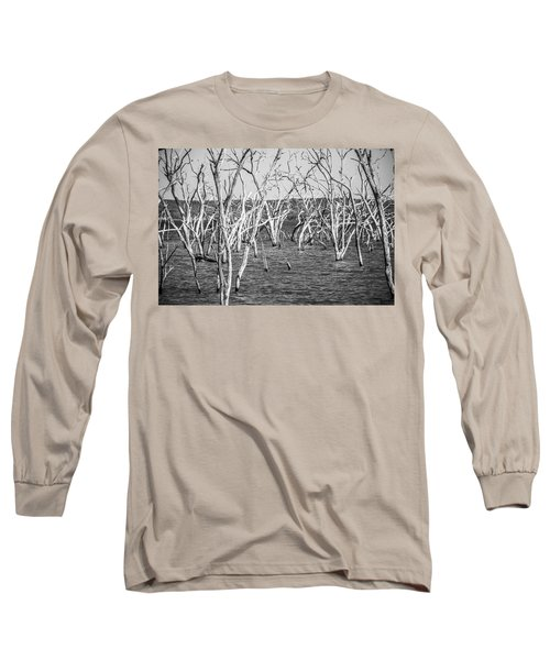 Standing Still Long Sleeve T-Shirt
