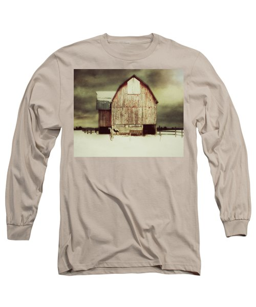 Long Sleeve T-Shirt featuring the photograph Standing Tall by Julie Hamilton