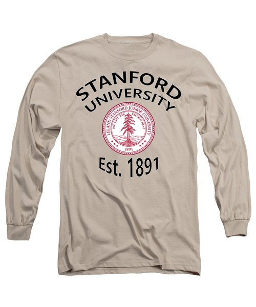 Stanford University Est 1891 Long Sleeve T-Shirt