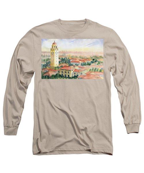 Stanford University California Long Sleeve T-Shirt