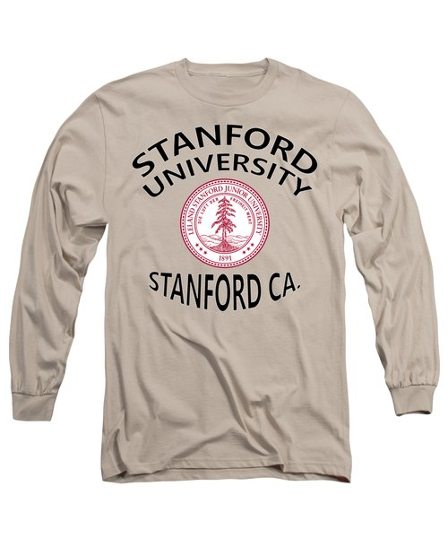 Stanford University Stanford California  Long Sleeve T-Shirt