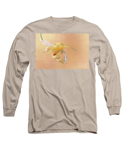 Stanhopea Orchid V2 Long Sleeve T-Shirt