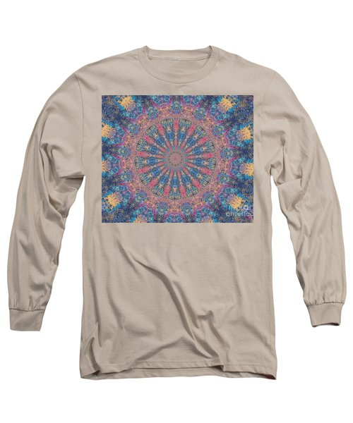 Long Sleeve T-Shirt featuring the photograph Star Constellations by Shirley Moravec