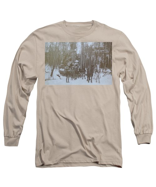 Star Load Long Sleeve T-Shirt