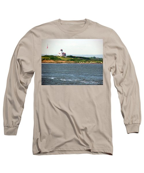 Staten Island Long Sleeve T-Shirt by Judi Saunders