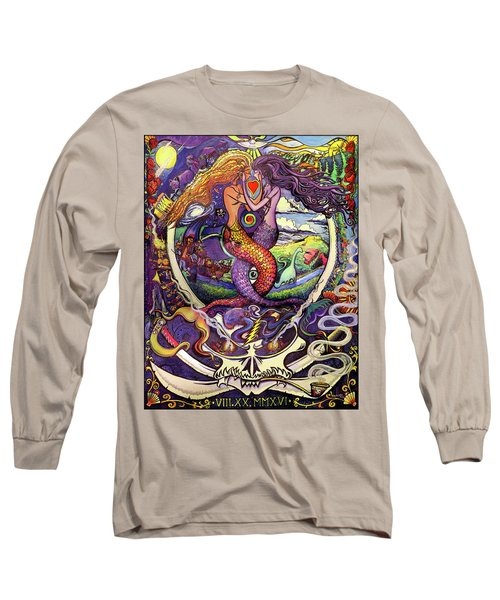 Steal Your Mermaids Long Sleeve T-Shirt