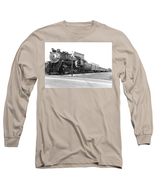 Steam In Motion Long Sleeve T-Shirt